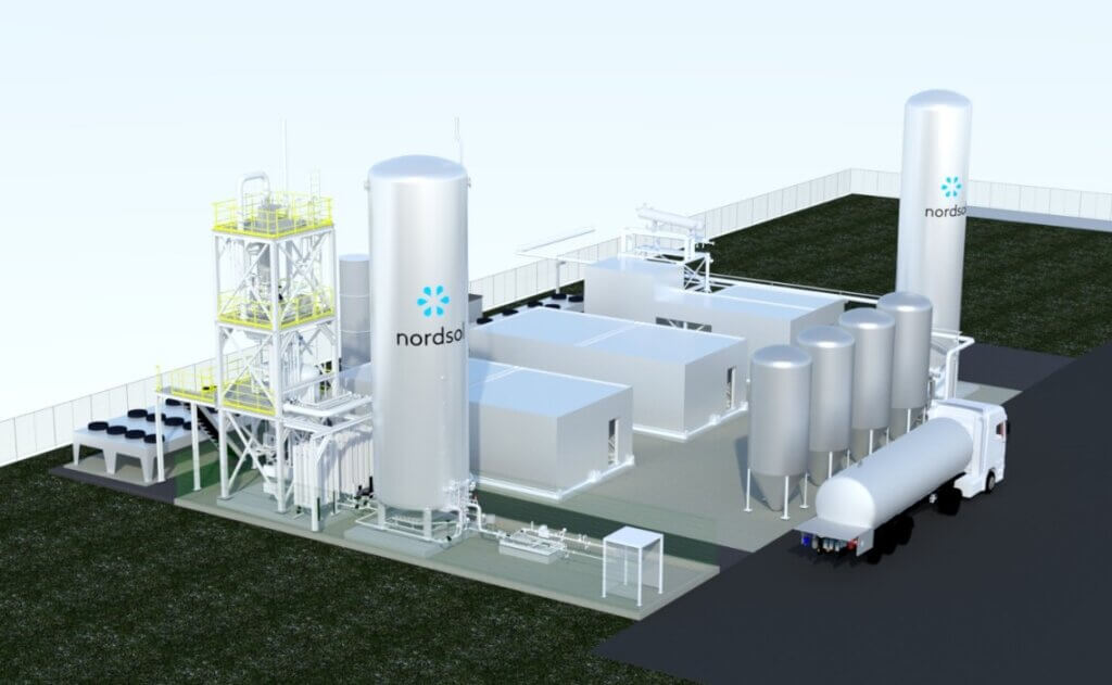 First bio-LNG installation in the Netherlands
