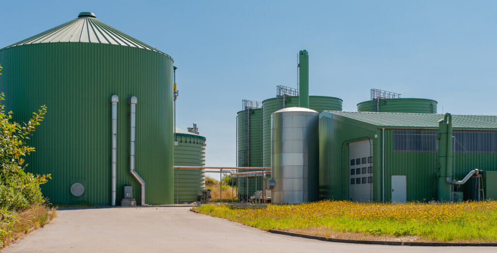 Biogas to bio-LNG in the private sector