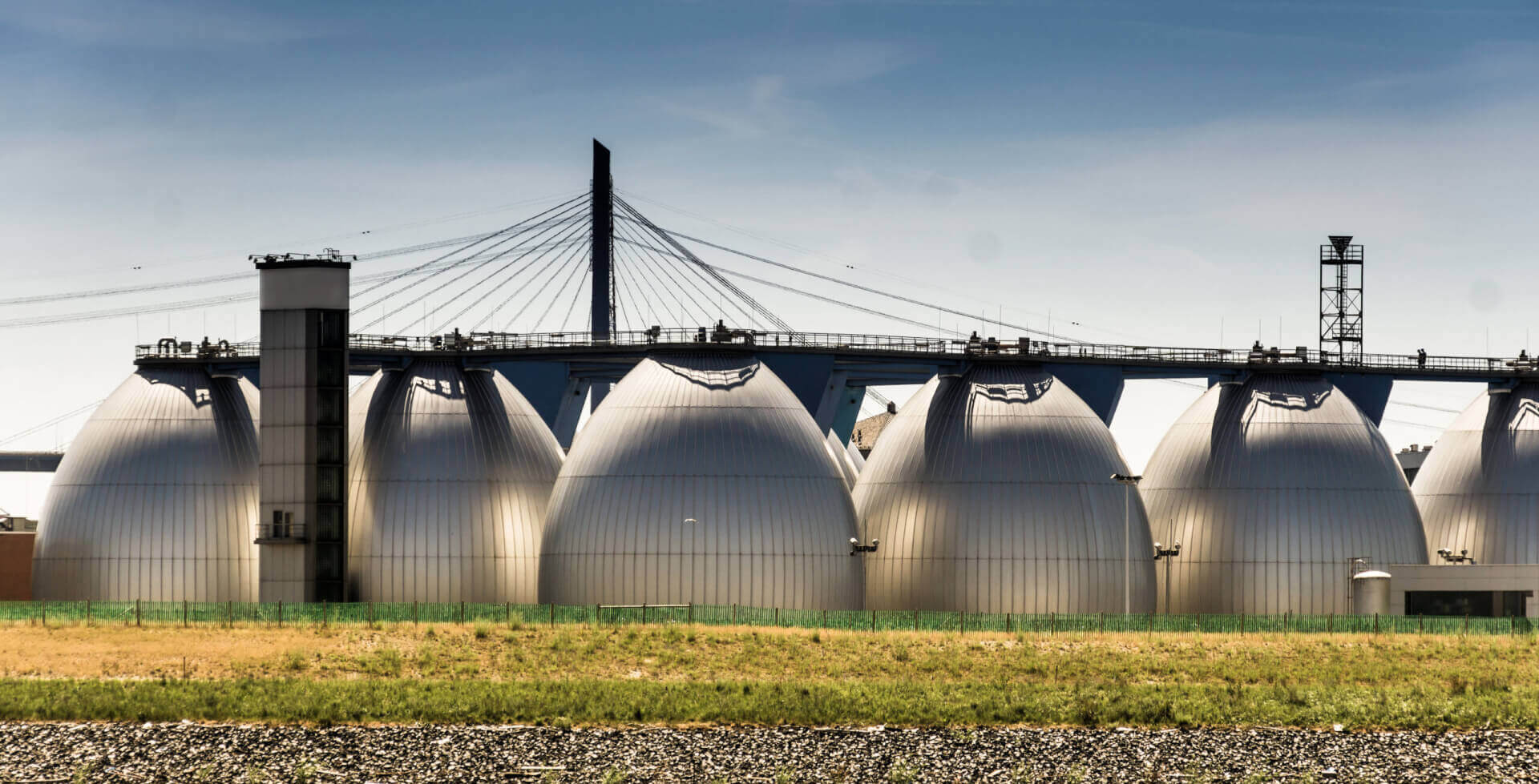 Biogas to bio-LNG in the public sector